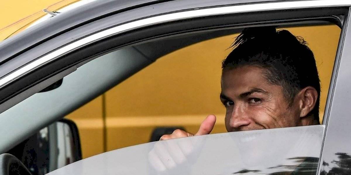 Cristiano Ronaldo vuelve a los entrenamientos con Juventus