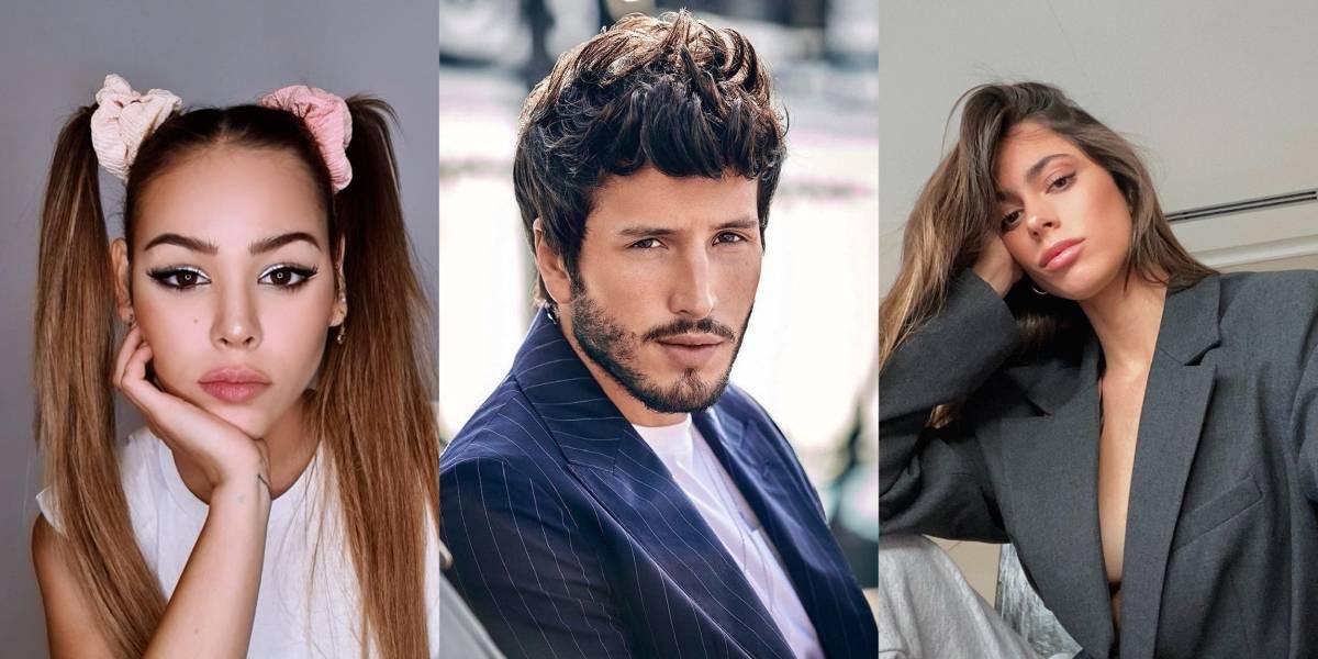 Danna Paola en polémica en Twitter por ruptura de Tini Stoessel y Sebastián Yatra