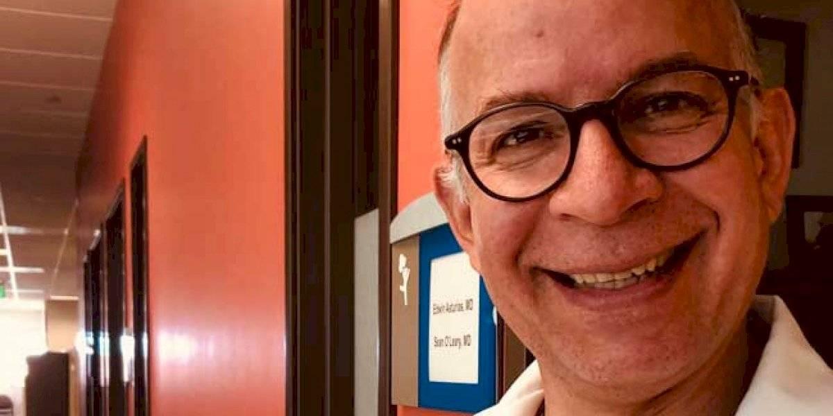 ¿Quién es el doctor Edwin Asturias, titular de la Comisión Nacional contra el Coronavirus?