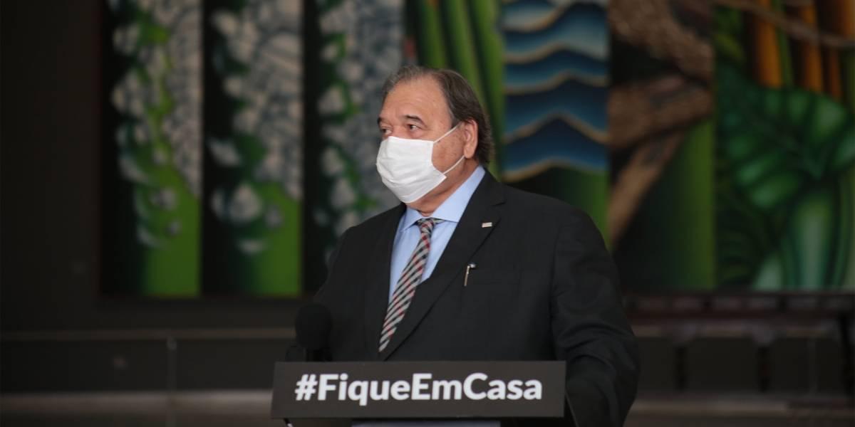 Governo de São Paulo prevê entre 3 mil e 8 mil mortes por covid-19 em julho