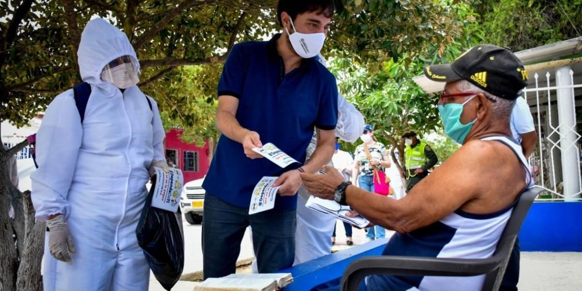 Vigías de la salud realizarán labor pedagógica contra el coronavirus en Barranquilla