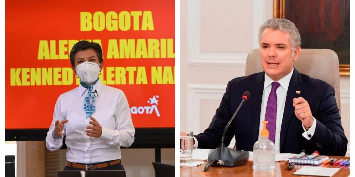 Alcaldesa se refirió a las nuevas medidas del Gobierno, ¿qué le espera a Bogotá?