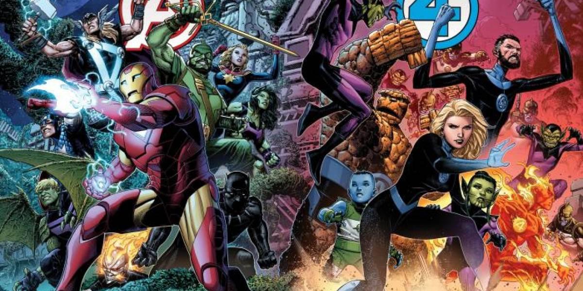Marvel Comics actualiza la fecha de lanzamientos: prepara tu agenda