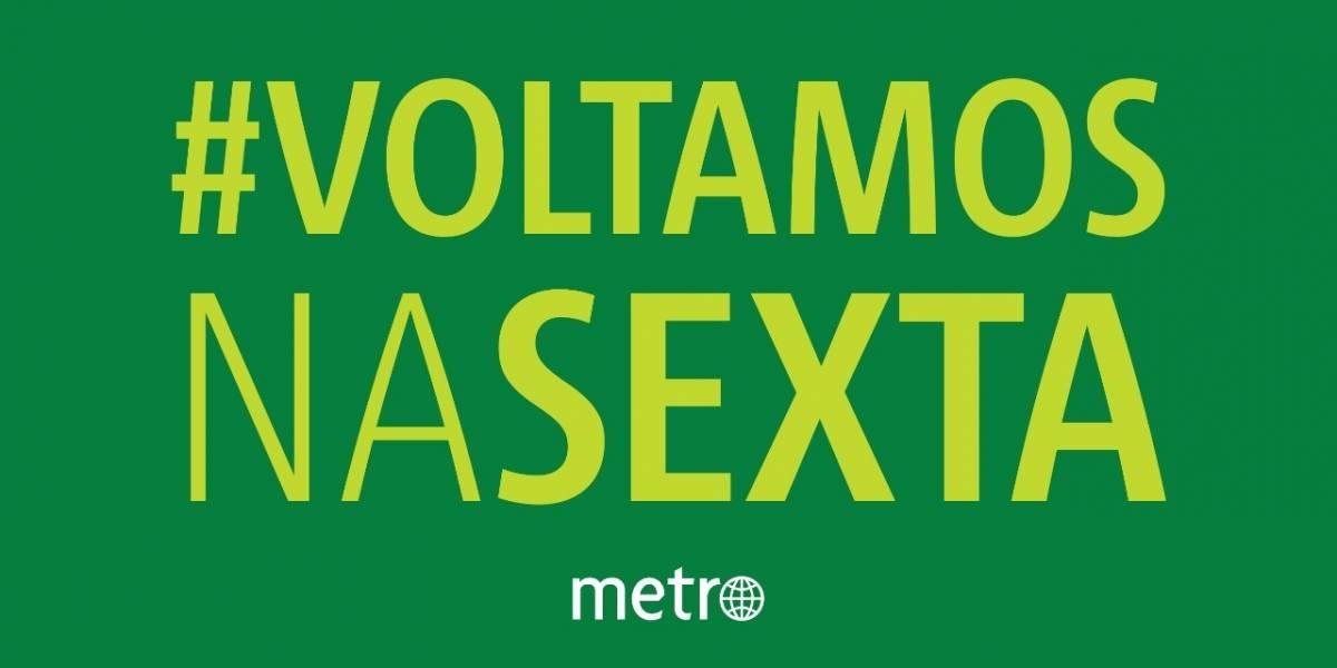 Metro Jornal pausa edições digitais no feriadão