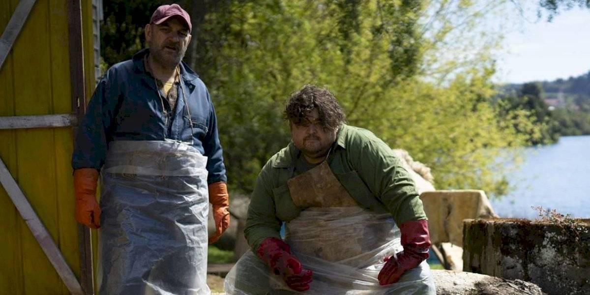 """Protagonizada por """"Hurley"""" de """"Lost"""": Netflix fija el estreno de la película chilena """"Nadie sabe que estoy aquí"""""""