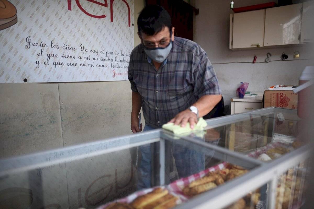 Panaderías implementan medidas por el Covid-19 Edwin Bercián