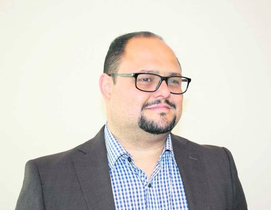 Rodrigo Fernández Ordóñez, director presidente de CNEE