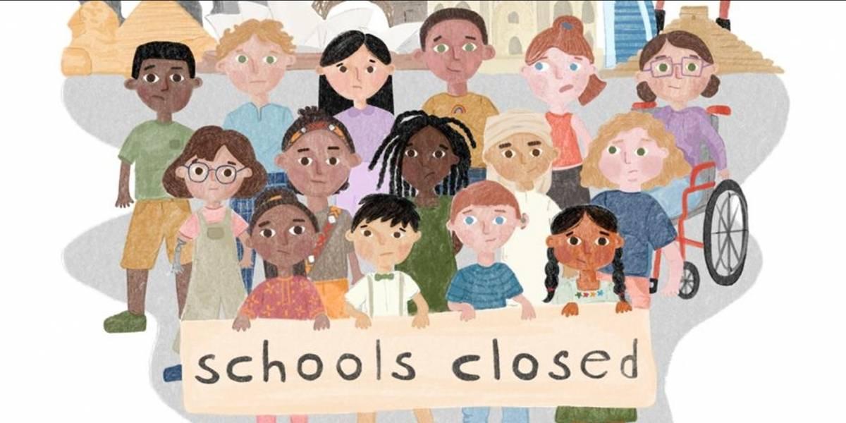 Livro infantil gratuito ensina crianças e educadores a enfrentar a pandemia