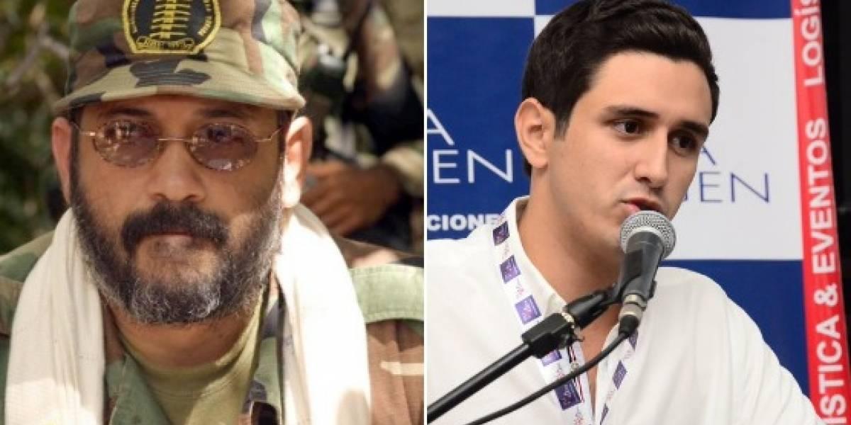 Hijo de paramilitar 'Jorge 40' fue nombrado director de víctimas en MinInterior