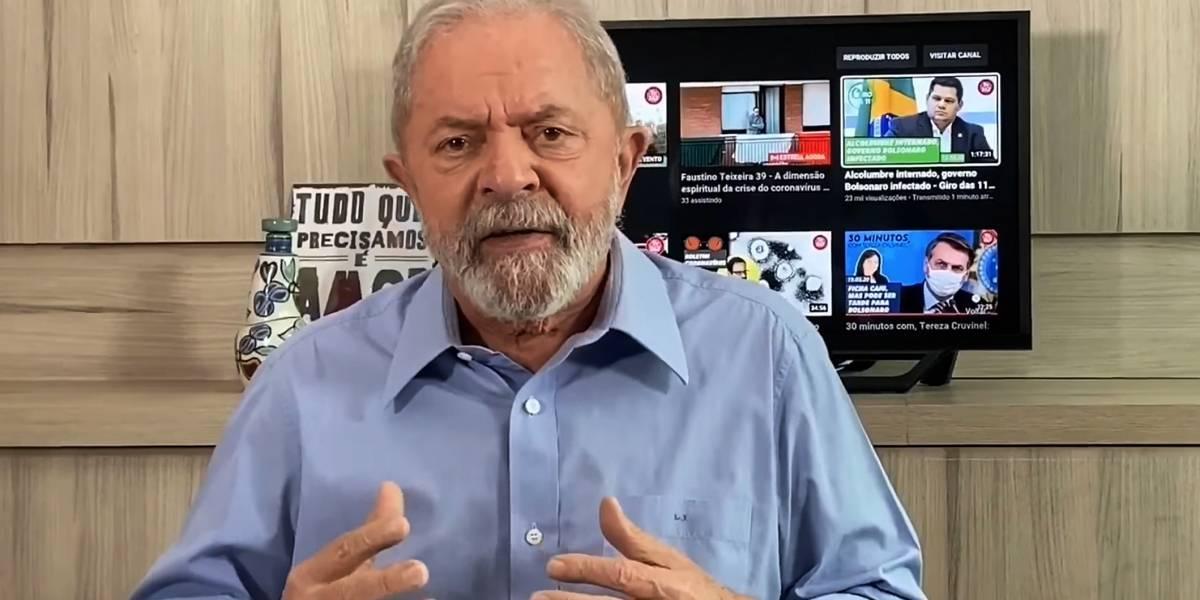 Lula não cometeu crime ao chamar Bolsonaro de 'miliciano', diz MPF