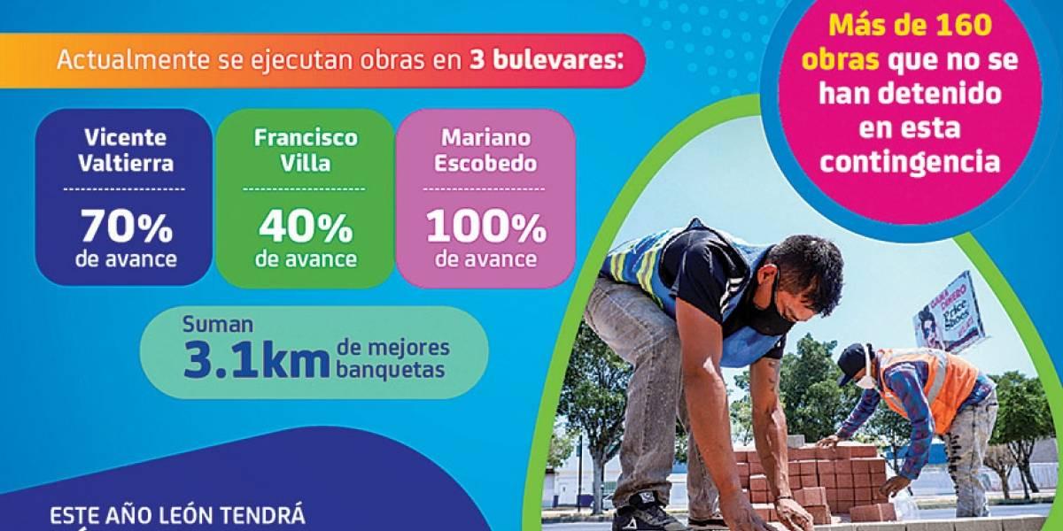 Anuncio Gobierno de Guanajuato edición León del 20 de mayo del 2020, Página 09