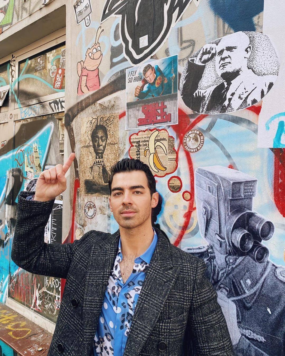 Joe Jonas y el signo Leo