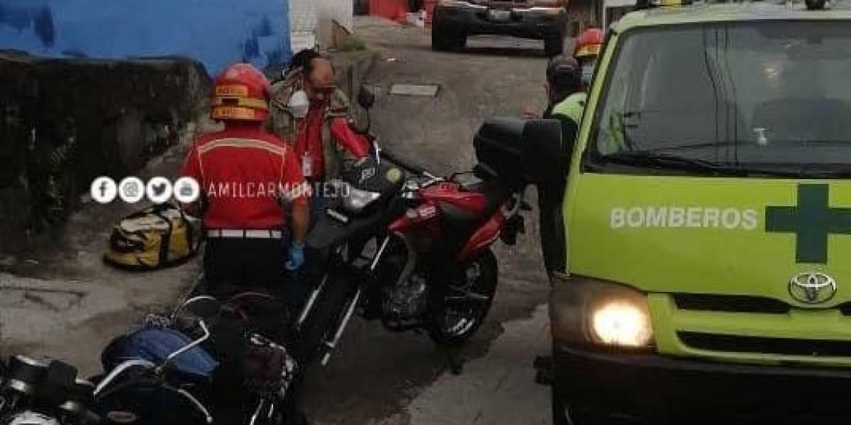Accidentes de tránsito dejan siete heridos en la capital