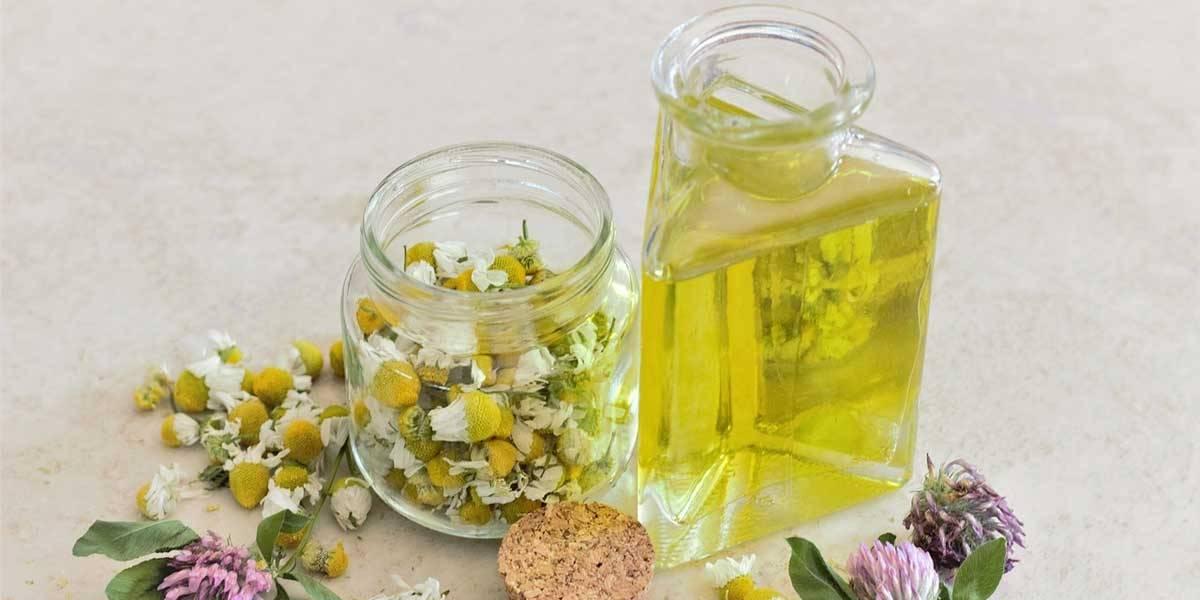 Estos son los beneficios del aceite esencial de manzanilla