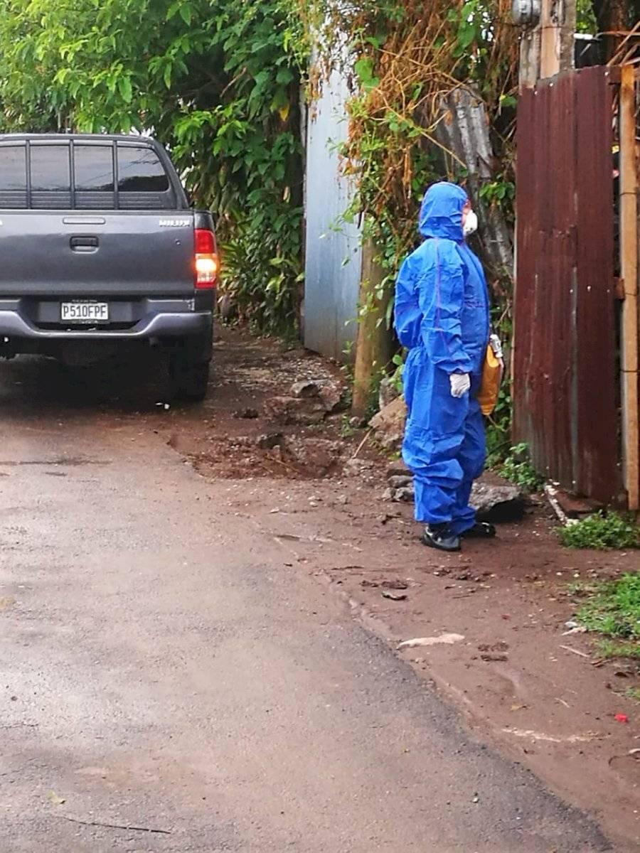 allanamientos contra femicidio en Canalitos y la Verbena