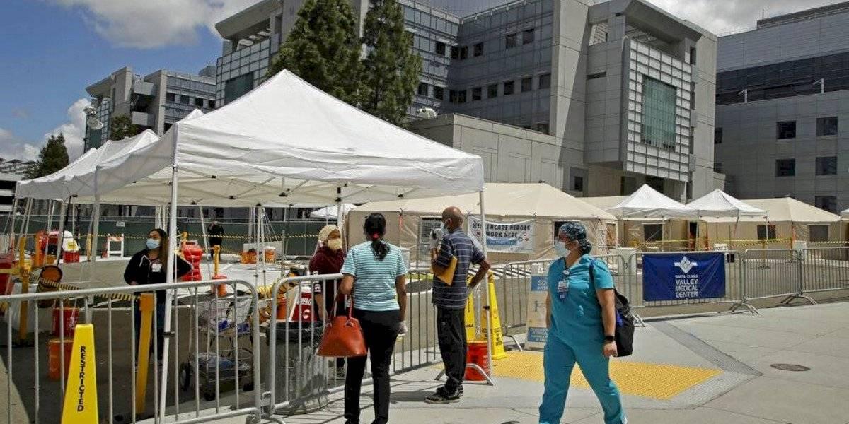 Acusan a estados de EE. UU. de alterar cifras sobre el coronavirus