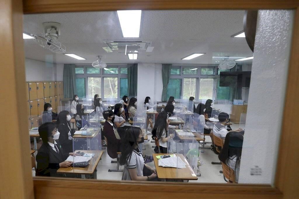 Corea del Sur clases