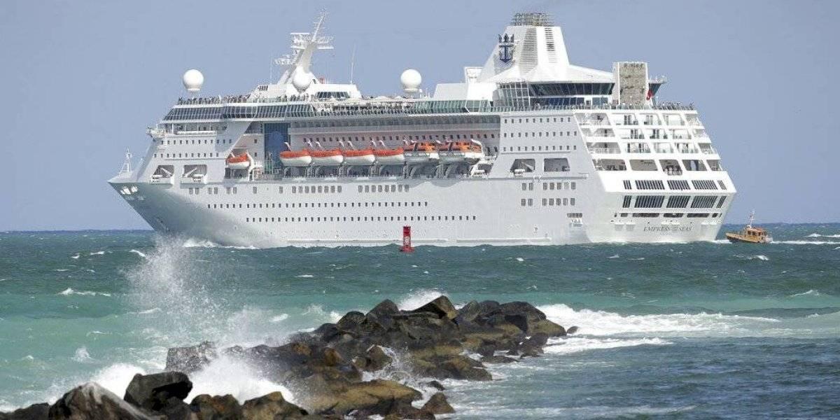 Royal Caribbean sufre pérdidas colosales por la pandemia COVID-19