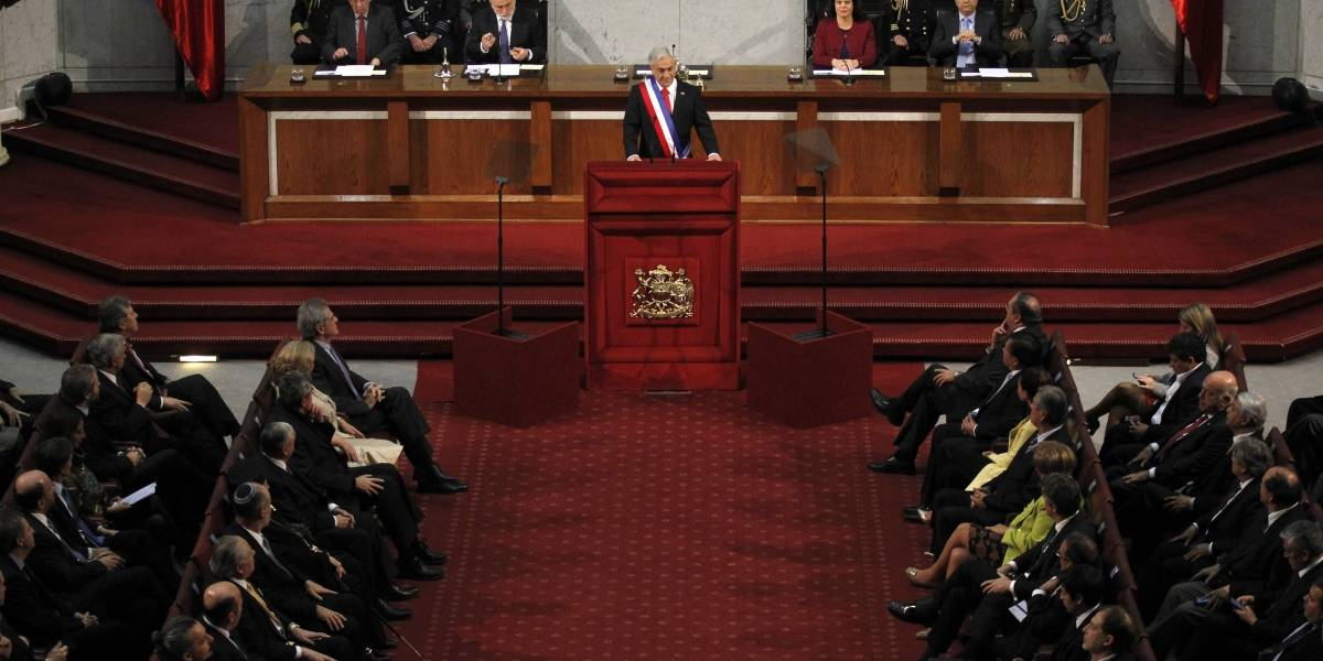 Senadores no están de acuerdo con que el Presidente Piñera dé la Cuenta Pública desde su casa
