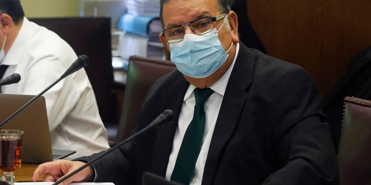 Senador Quinteros dio negativo en segundo test PCR de coronavirus: Es un caso falso-positivo