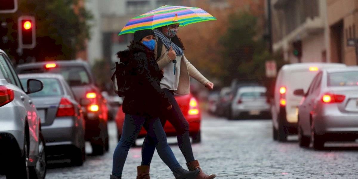 Onemi declara Alerta Temprana Preventiva para la Región Metropolitana: ¿hasta cuándo va a llover?