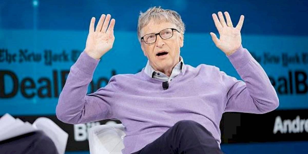"""Coronavirus: los libros y series que recomienda Bill Gates para """"escapar"""" de la pandemia"""