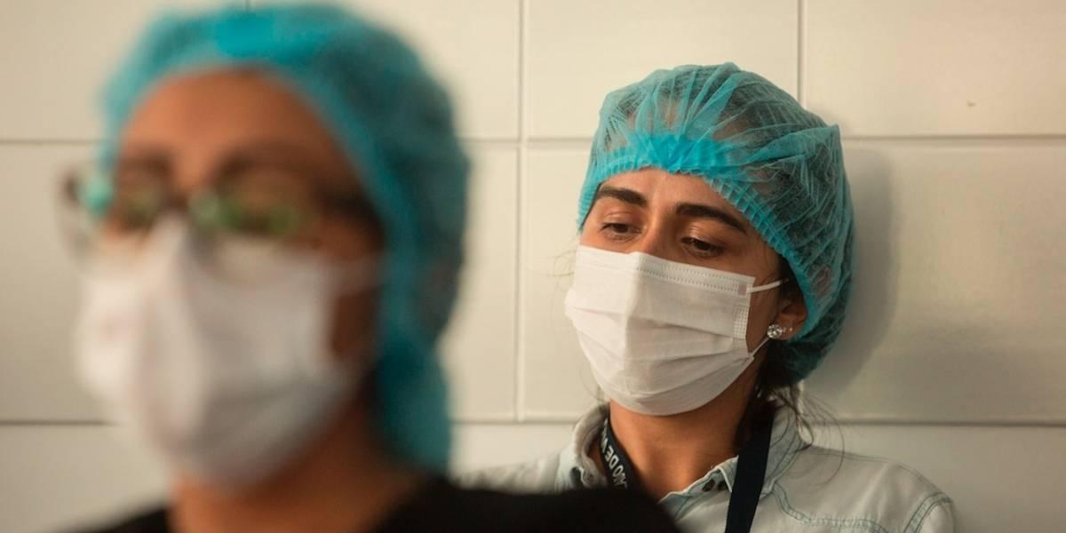 ¡Indignante! Personal médico con síntomas de coronavirus es obligado a trabajar