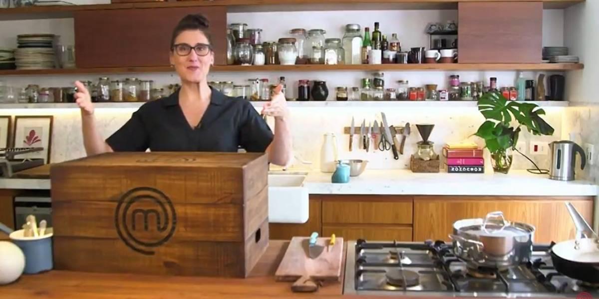 MasterChef faz segunda live no YouTube com desafio entre chefs e caixa misteriosa