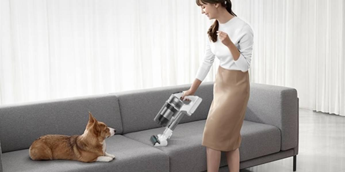 Tecnologia: Samsung lança nova categoria de aspiradores verticais sem fio