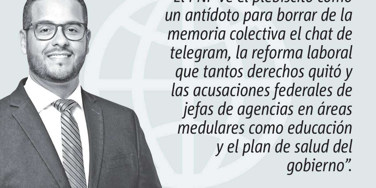 Opinión de Jesús Manuel Ortiz: El Espejismo del PNP