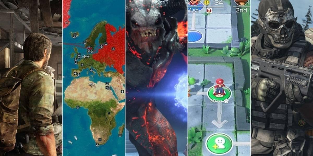 6 jogos das principais plataformas de game que você precisa ter