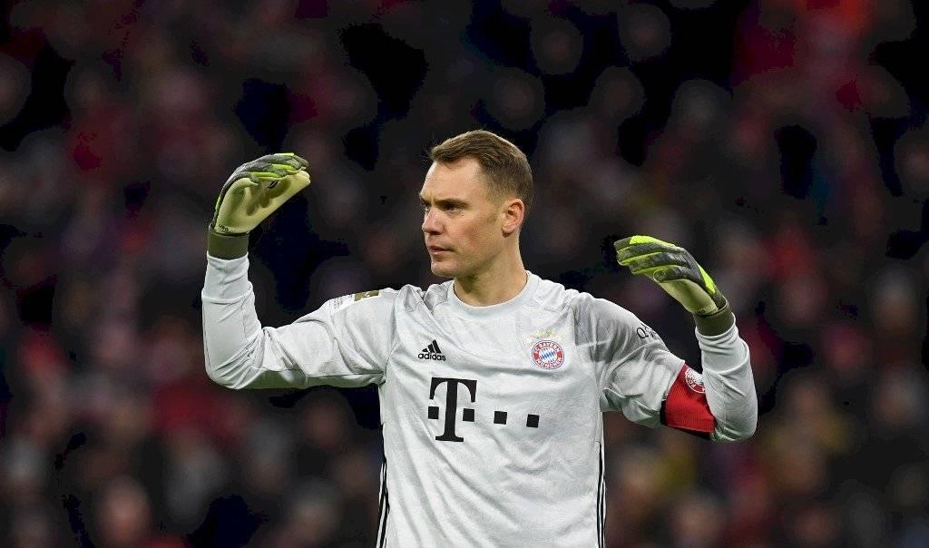 Manuel Neuer renueva contrato Bayern Münich