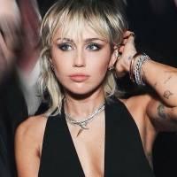 """¡Miley Cyrus está de luto! Así se despide de su """"ángel"""" Mary Jane"""