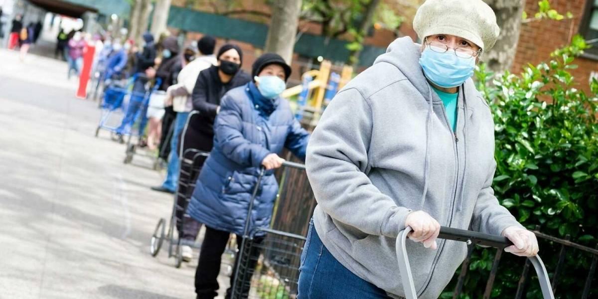 Estados Unidos supera los 90 mil fallecidos por coronavirus