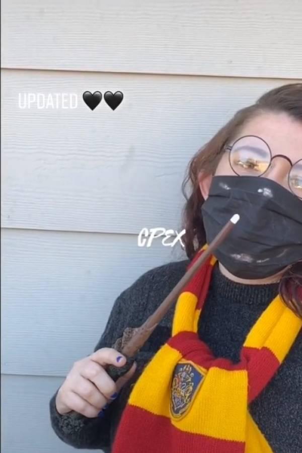 """Crean cubrebocas de Harry Potter y """"juramos solemnemente"""" usarlos"""