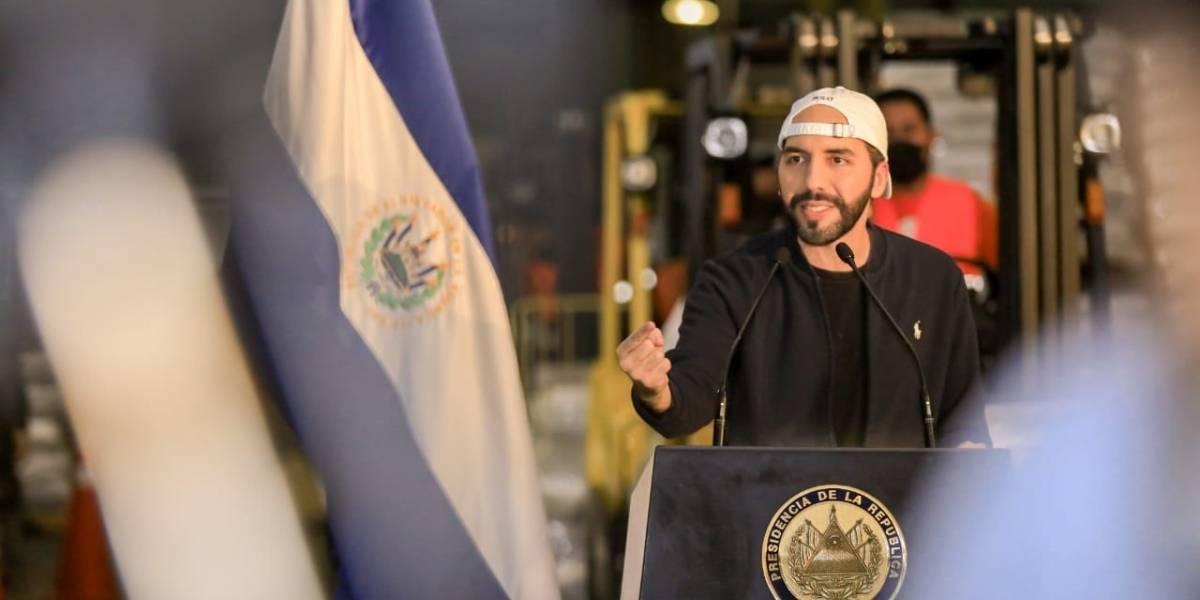 Presidente de El Salvador, Nayib Bukele, suspende los salarios a diputados y magistrados ante emergencia por COVID-19