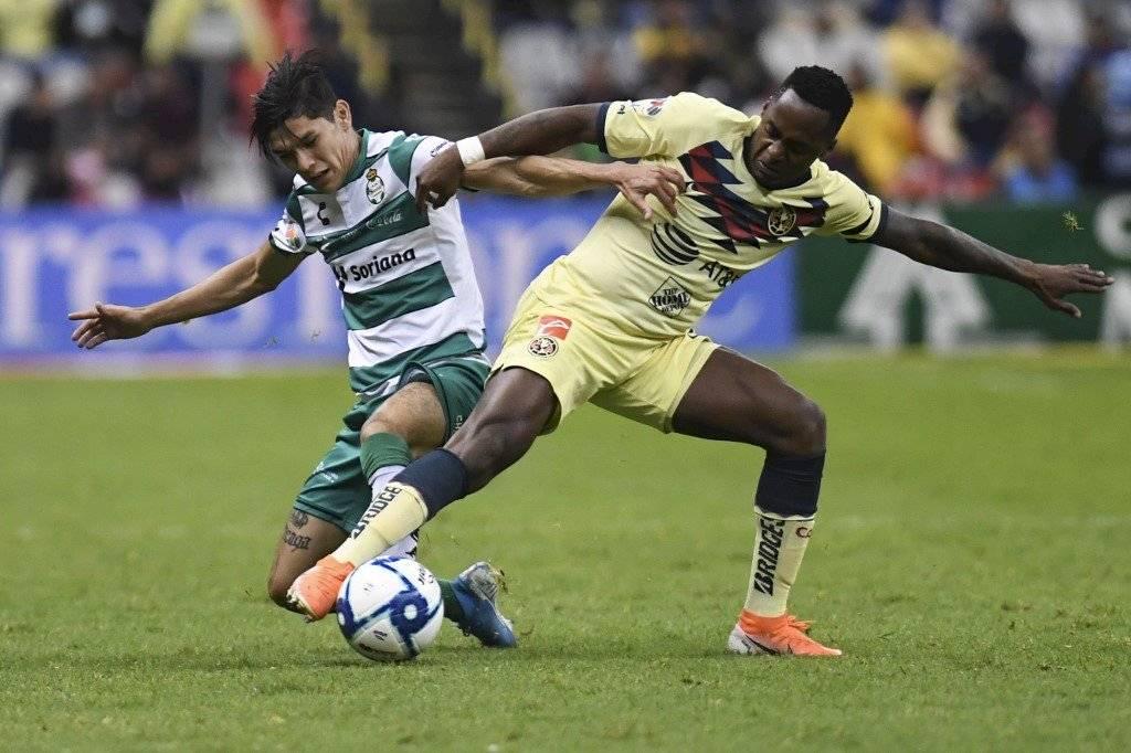 Ocho jugadores del Santos Laguna infectados de coronavirus