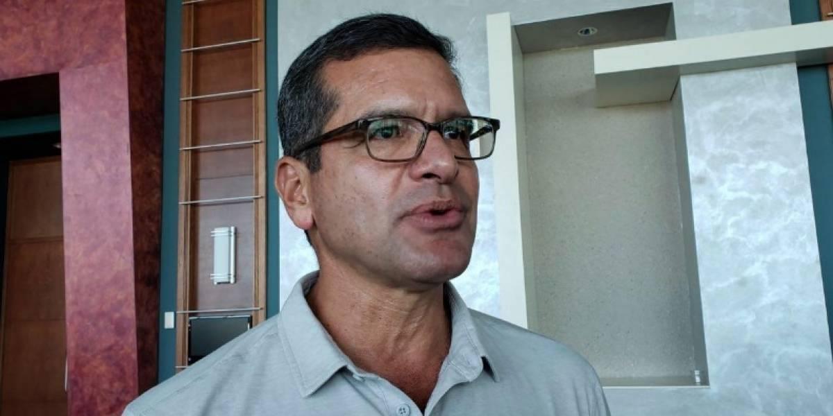 """Pierluisi propone elección especial para elegir """"congresistas"""" de Puerto Rico"""