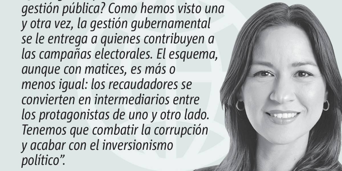Opinión de Rosa Seguí Cordero: El lastre del inversionismo político