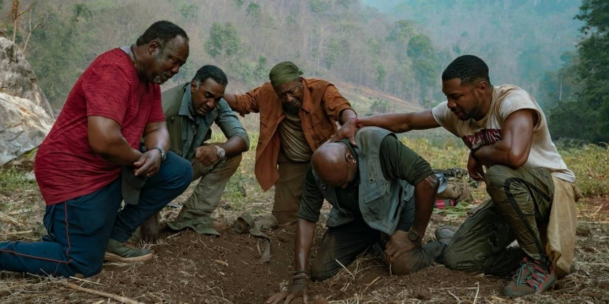 Novo filme de Spike Lee conta história de veteranos de guerra do Vietnã