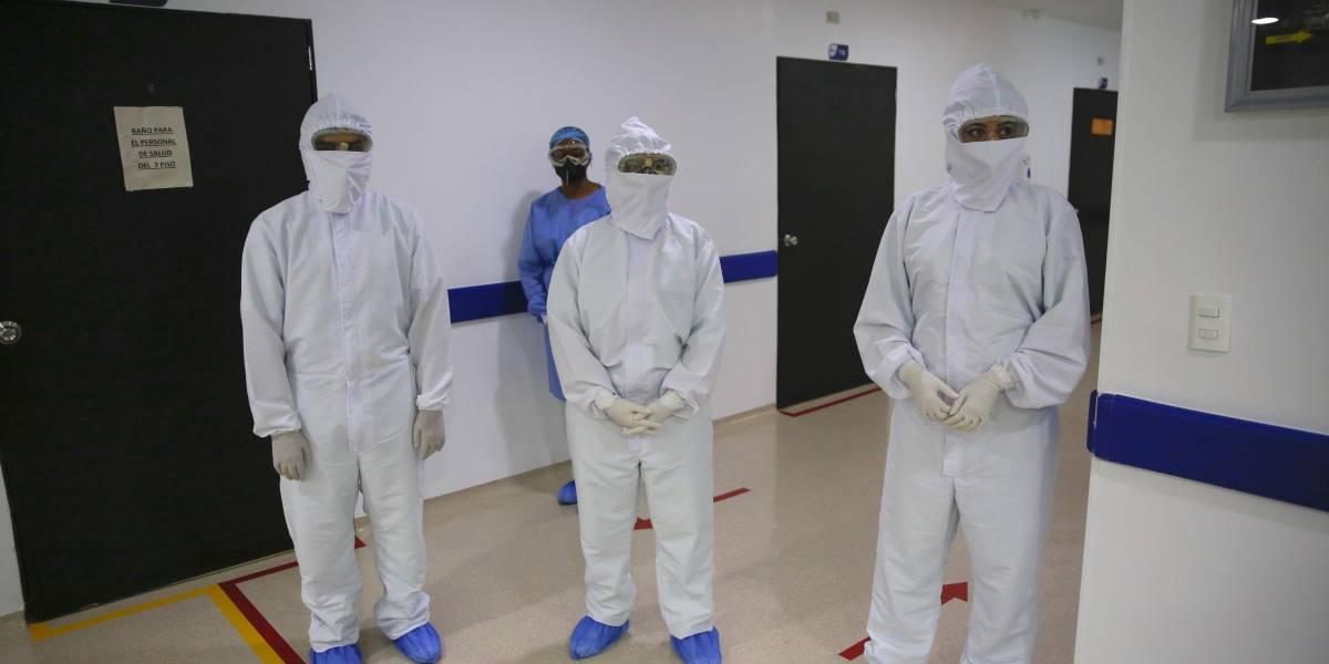 Confirman contagio de COVID-19 en empleados del Instituto de Cancereología en Bogotá