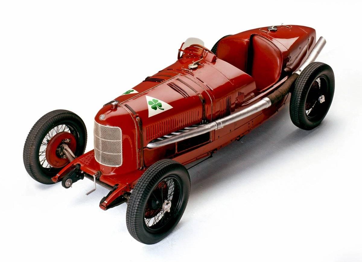 1924 Alfa Romeo GP Tipo P2.