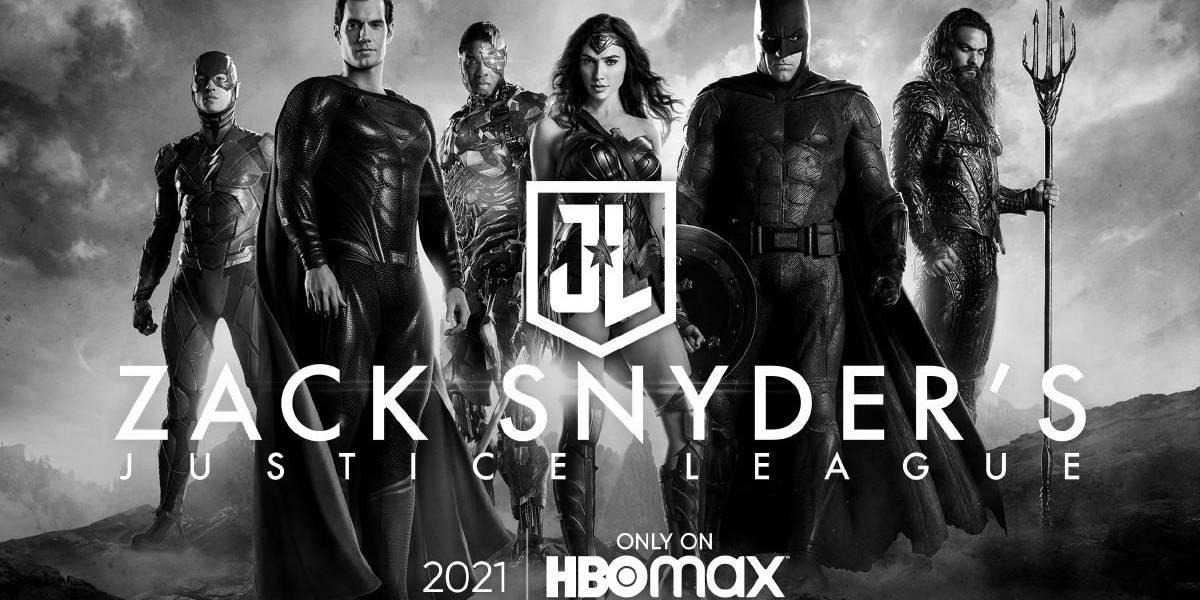 """Festejen fanáticos: el """"Snyder Cut"""" de la Liga de la Justicia finalmente llegará a HBO Max"""