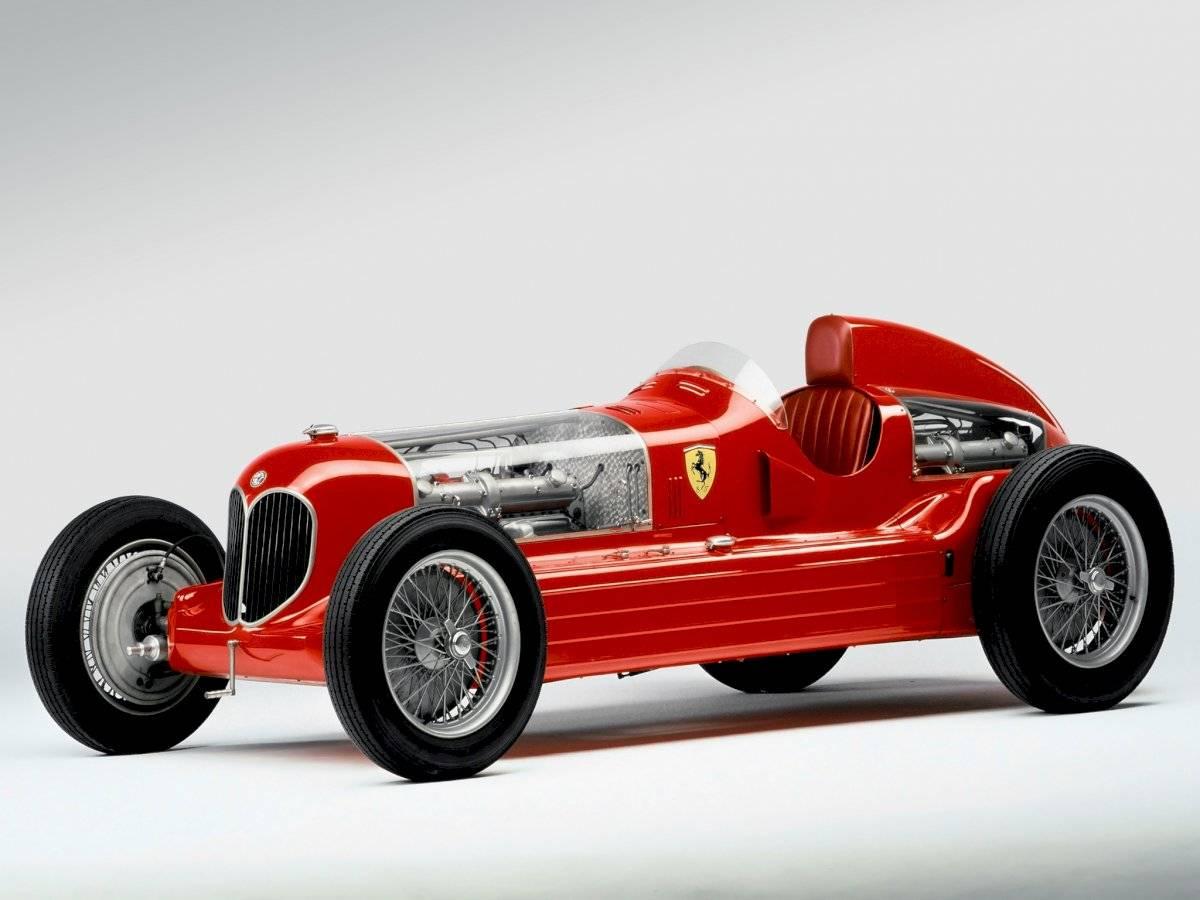 1935 Alfa Romeo Bimotore