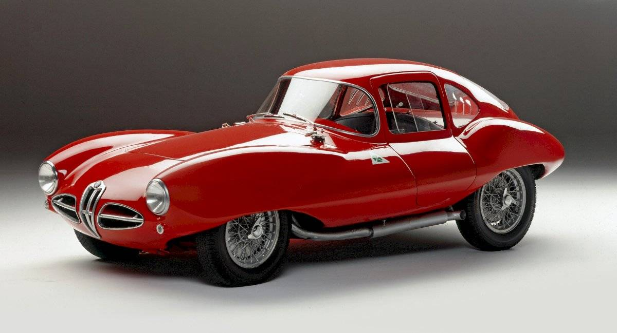 "1952 Alfa Romeo 1900 C52 ""Disco Volante"""