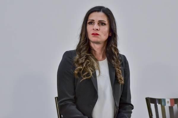 Ana Gabriela Guevara niega ser investigada en la FGR y asegura que no ha sido citada por el caso CIMSA