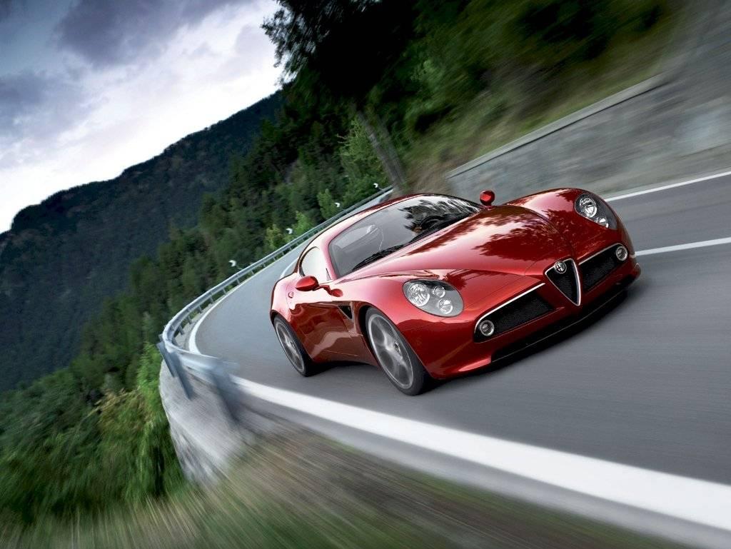 2006 Alfa Romeo 8C Competizione