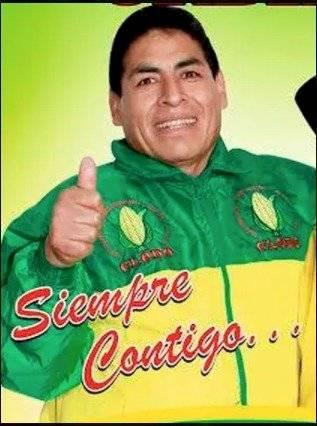 Alcalde peruano