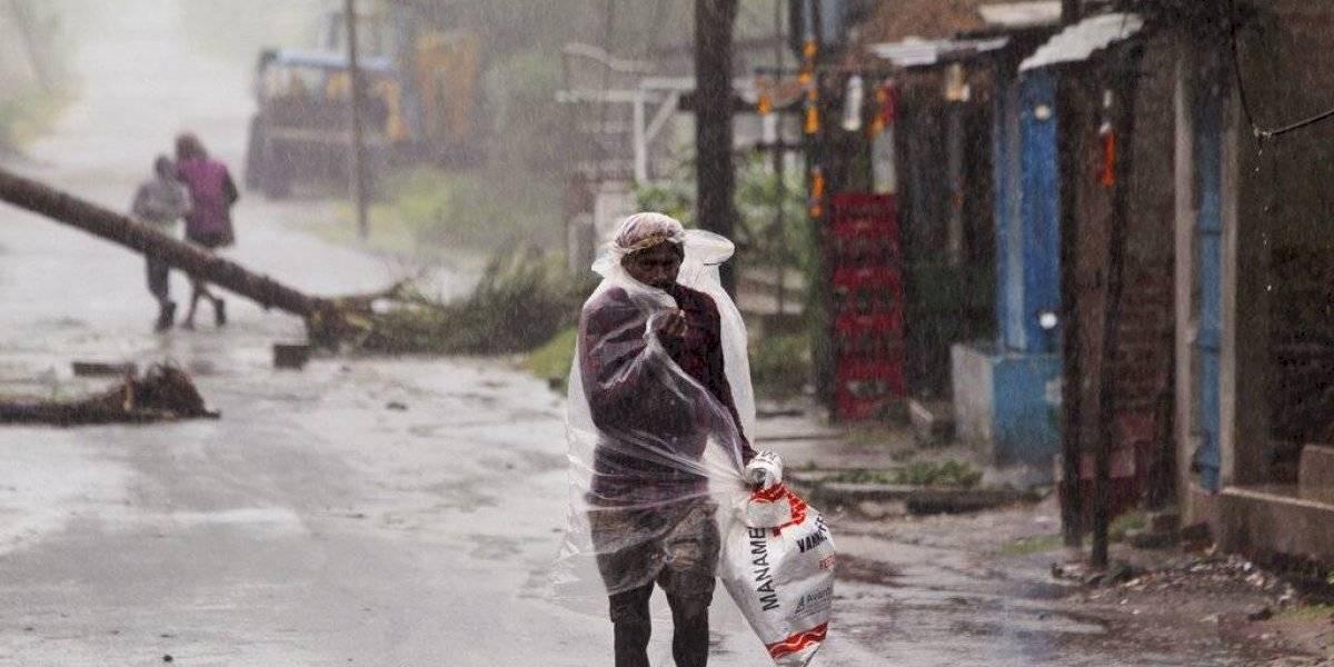 Destructivo huracán Amphan deja 24 muertos en India y Bangladesh