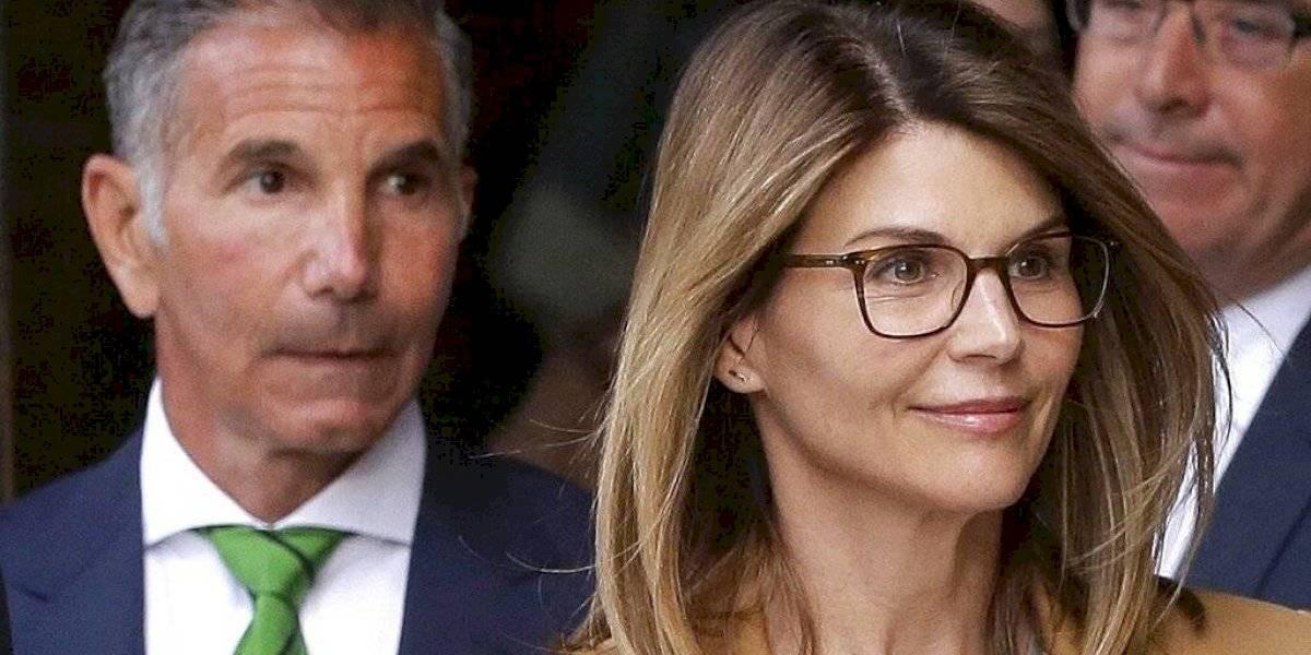 A prisión la actriz Lori Loughlin y su esposo por escándalo universitario